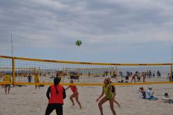 Beachvolleyball in Klagenfurt