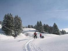 Urlaub in einer Skihütte in Kärnten