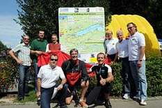 Raiffeisen Lauf & Walking Park in Velden