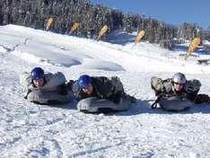 Winterspaß am Nassfeld, dem angesagten Skigebiet in Kärnten